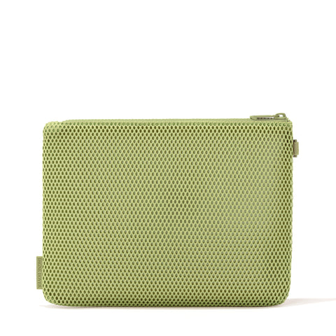 Parker Pouch in Lime, Large