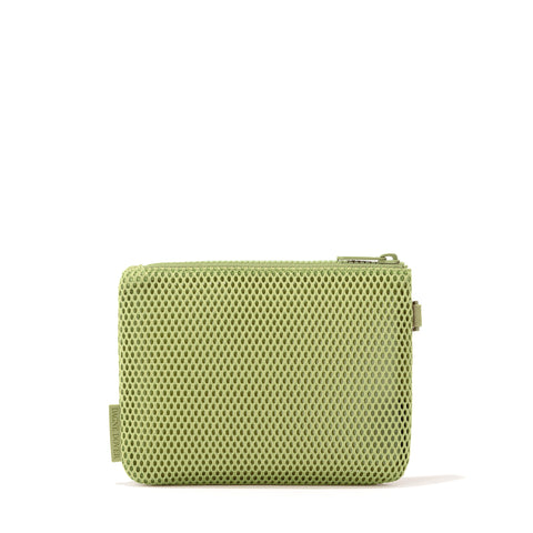 Parker Pouch in Lime, Small