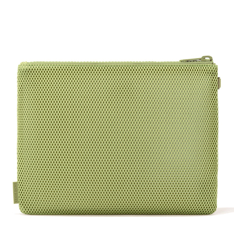 Parker Pouch in Lime, Extra Large