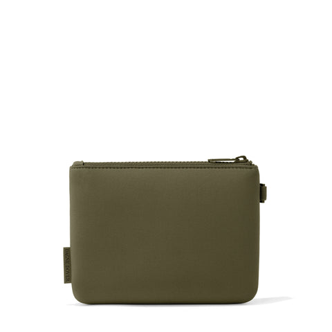 Scout Pouch in Dark Moss, Small