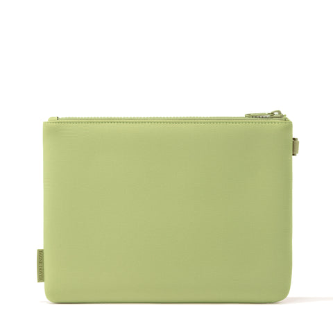 Scout Pouch in Lime, Large