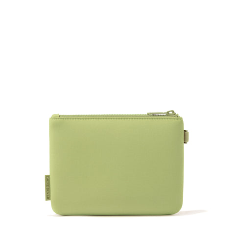 Scout Pouch in Lime, Small