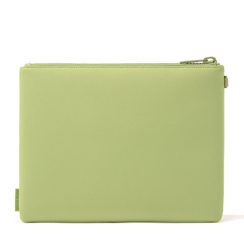 Scout Pouch in Lime, Extra Large