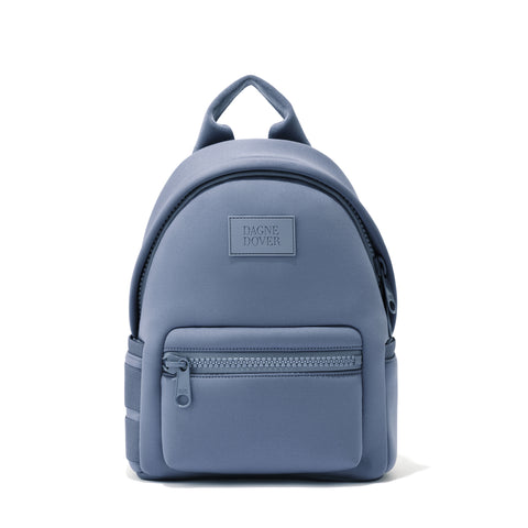 Dakota Backpack in Ash Blue, Small