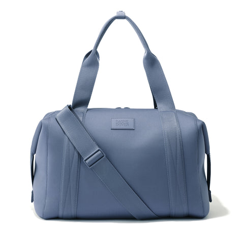 Landon Carryall in Ash Blue, Large
