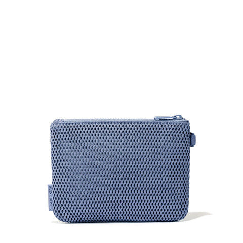 Parker Pouch in Ash Blue, Small