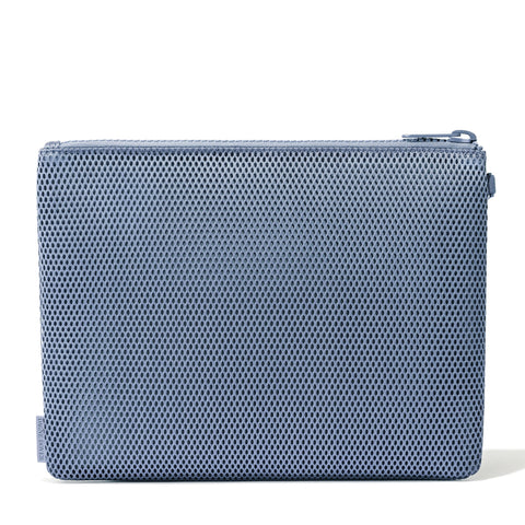 Parker Pouch in Ash Blue, Extra Large