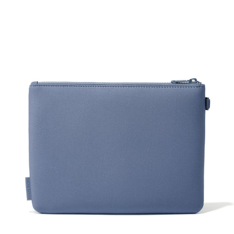 Scout Pouch in Ash Blue, Large