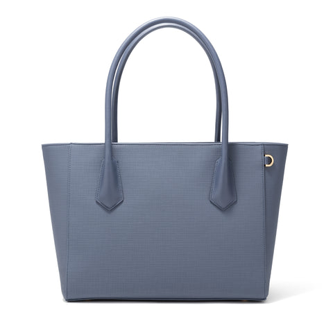 Signature Tote in Ash Blue, Legend