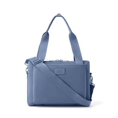 Ryan Laptop Bag in Ash Blue, Medium