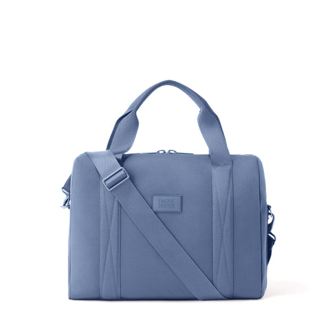 Weston Laptop Bag in Ash Blue, Large
