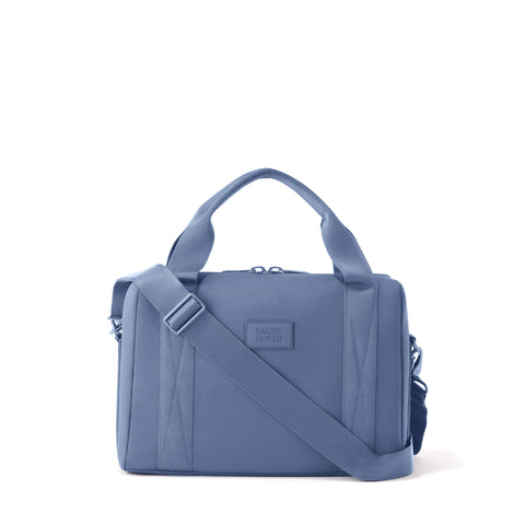 Weston Laptop Bag in Ash Blue, Medium