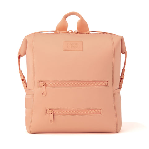 Indi Diaper Backpack in Pomelo