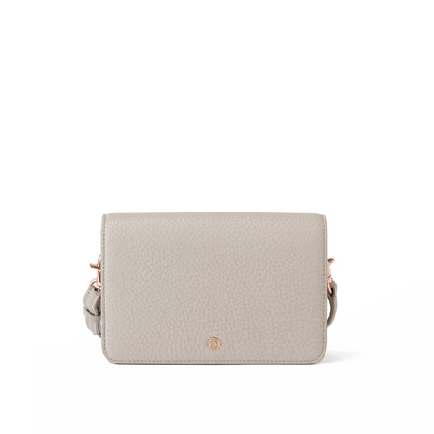 Andra Crossbody in Bone, Small