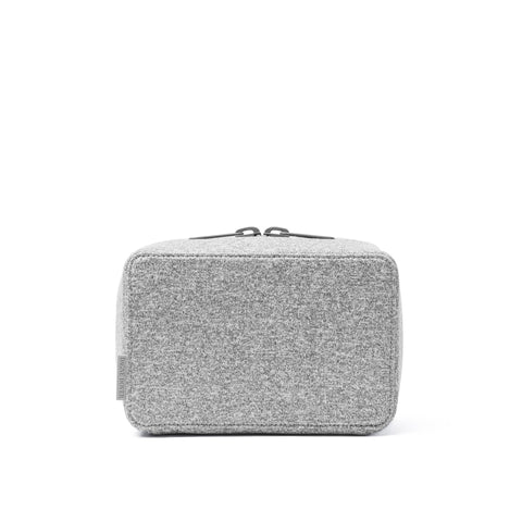 Arlo Tech Pouch in Heather Grey, Large