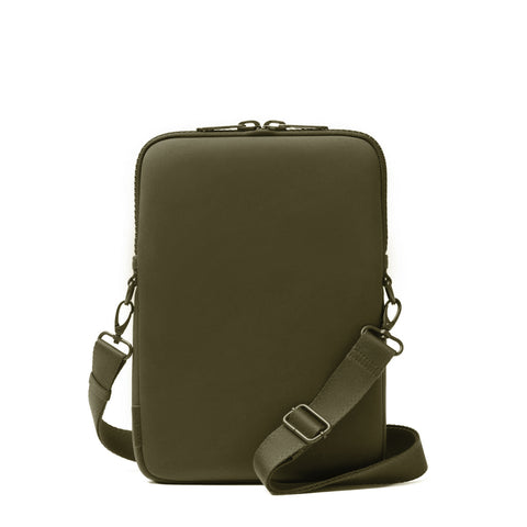 Laptop Sleeve in Dark Moss, 12-inch