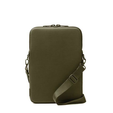 Laptop Sleeve in Dark Moss, 15-inch