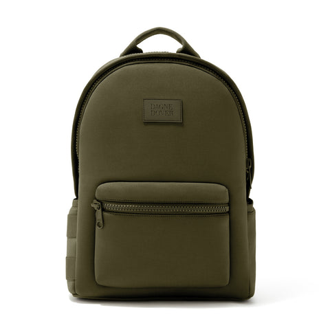 Dakota Backpack in Dark Moss, Large