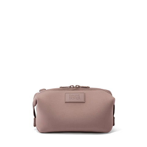 Hunter Toiletry Bag in Dune, Small