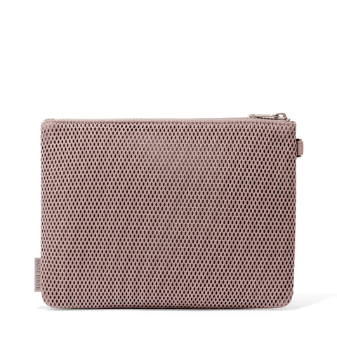 Parker Pouch in Dune, Large