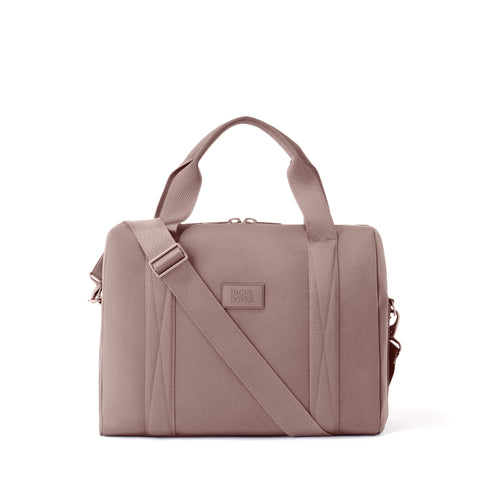 Weston Laptop Bag in Dune, Large