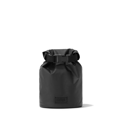 Rae Roll-Top Dry Bag in Onyx
