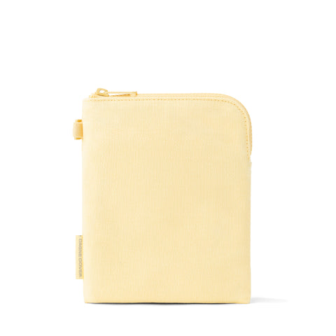 Skye Essentials Pouch in Pollen Organic Cotton