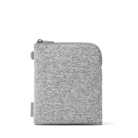 Skye Essentials Pouch in Heather Grey Neoprene