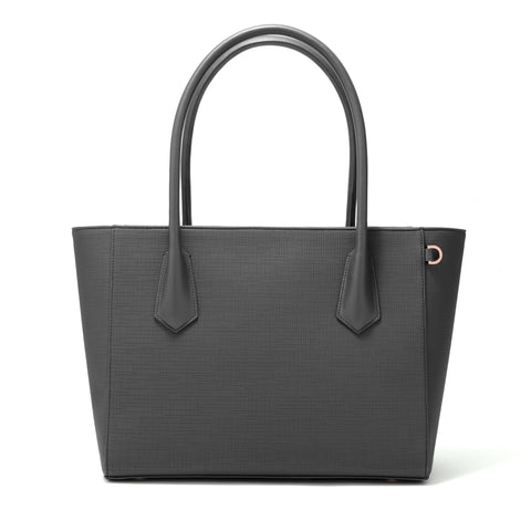 Signature Tote in Graphite, Legend