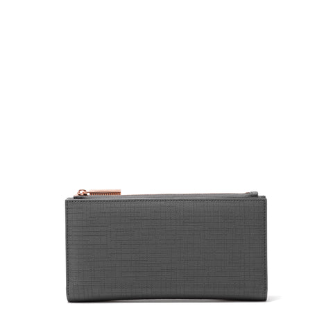 Slim Wallet in Graphite