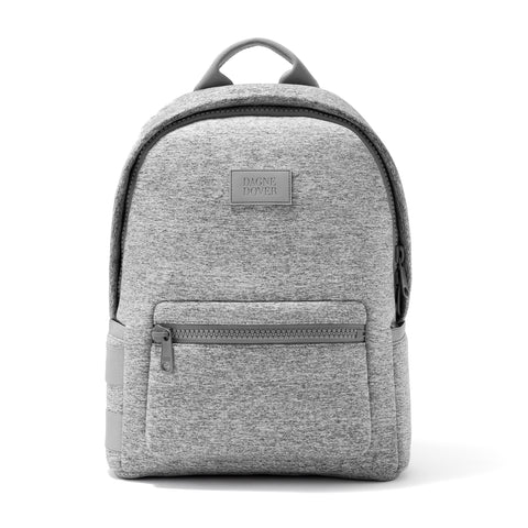 Dakota Backpack in Heather Grey, Medium