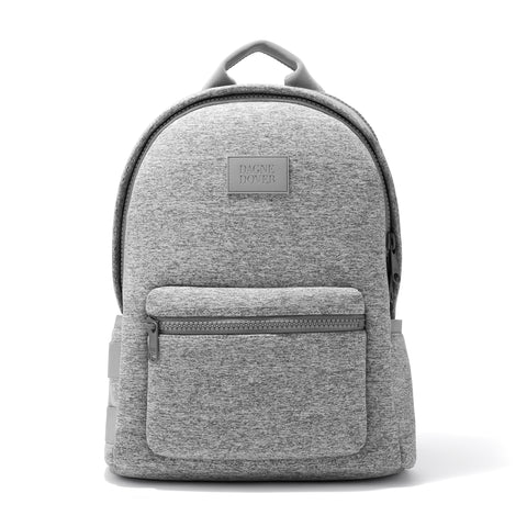 Dakota Backpack in Heather Grey, Large