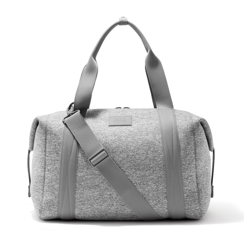 Landon Carryall in Heather Grey, Large