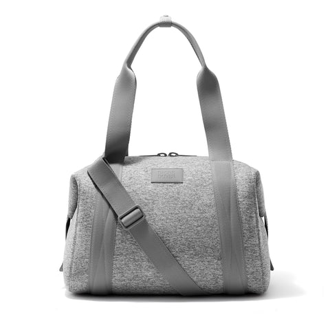 Landon Carryall in Heather Grey, Medium
