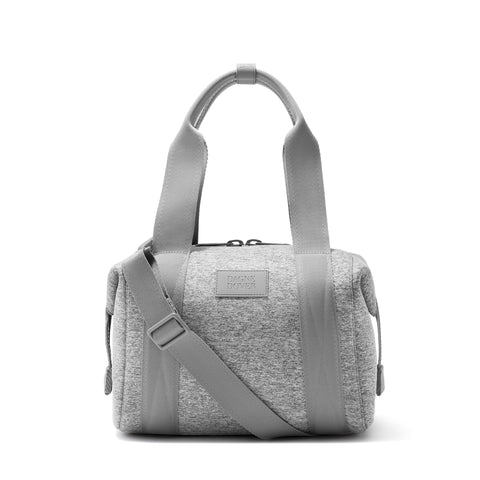 Landon Carryall in Heather Grey, Small