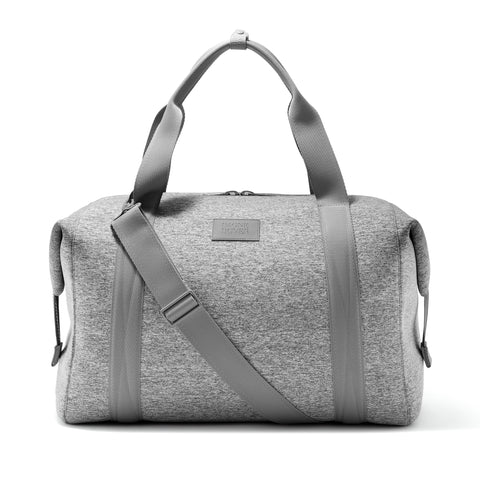 Landon Carryall in Heather Grey, Extra Large