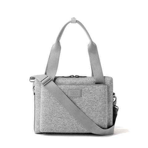 Ryan Laptop Bag in Heather Grey, Medium