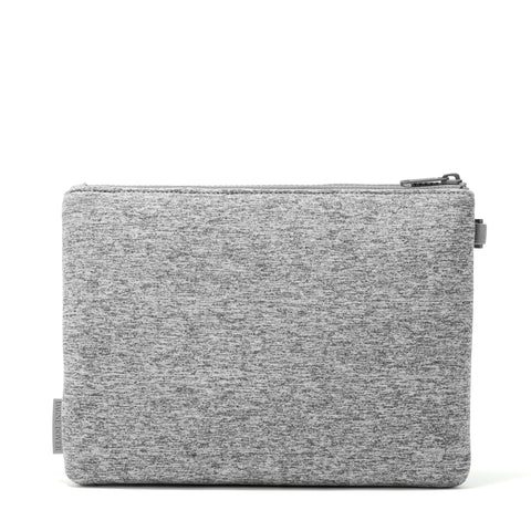 Scout Pouch in Heather Grey, Large