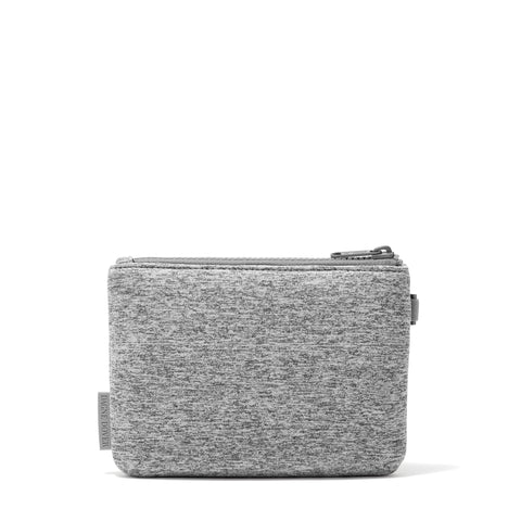Scout Pouch in Heather Grey, Small