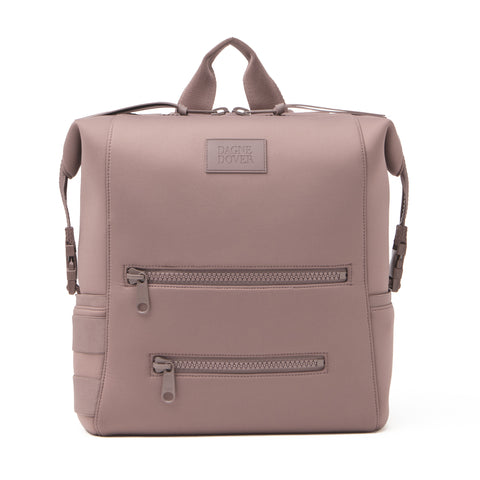 Indi Diaper Backpack in Dune