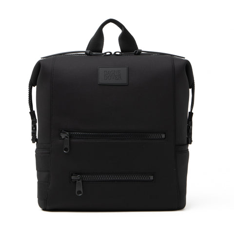 Indi Diaper Backpack in Onyx