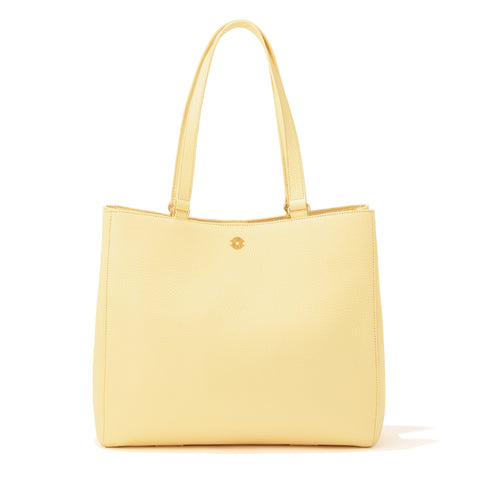 Allyn Tote in Pollen, Large