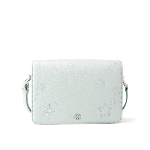 Andra Crossbody in Moon Mist, Medium