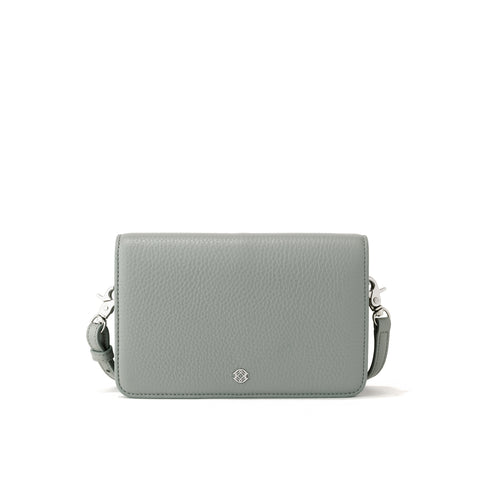 Andra Crossbody in Sage, Small