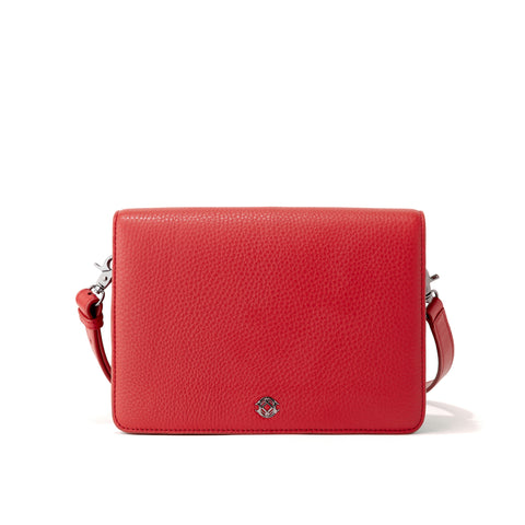Andra Crossbody in Siren, Medium