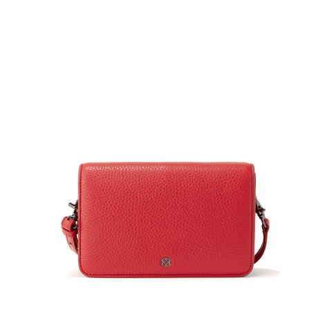 Andra Crossbody in Siren, Small