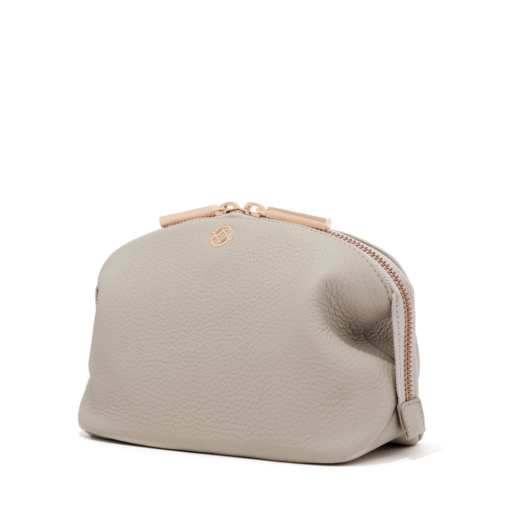 The Lola Pouch - Bone - Large