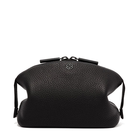 Lola Pouch in Onyx, Large