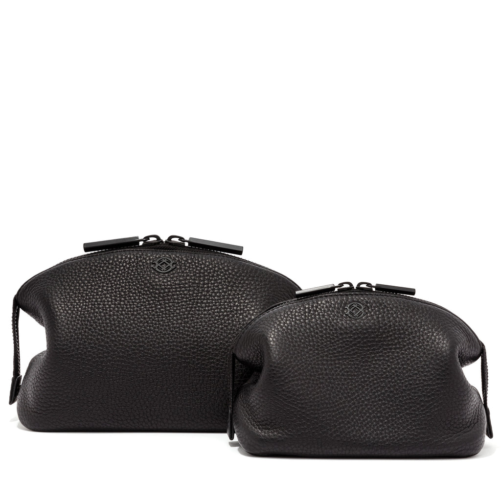 The Lola Pouch - Onyx - Large