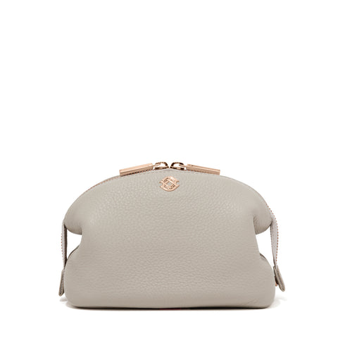 Lola Pouch in Bone, Small